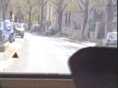 suckin a hayri cock in the van