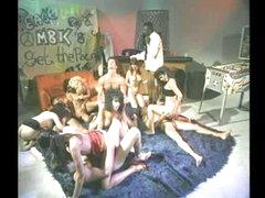 Girlz N&amp,#039, Da Hood Orgy