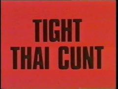Taut Thai Cunt (Danish Vintage Moresome)