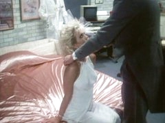 Amber Lynn Is The Young Bride