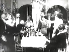 The blowing 1920's