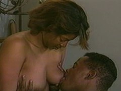 Ebony Star Lady Antoinette in Southern Fried Amateurs 26